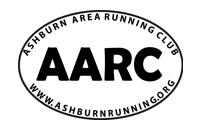 Ashburn Area Running Club (AARC)